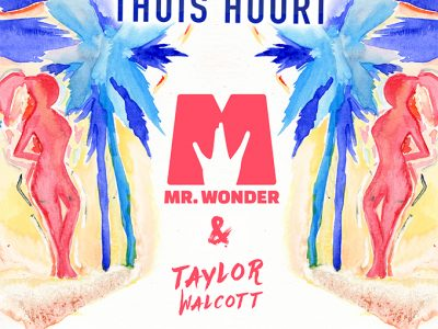 MR WONDER- WAAR JE THUIS HOORT